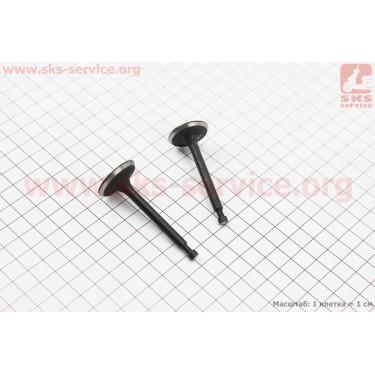 Клапан впускной, выпускной к-кт 2шт 170F [Китай]