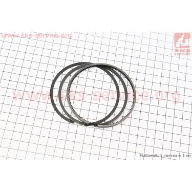 Кольца поршневые 178F 78мм +0,50 [ТАТА]
