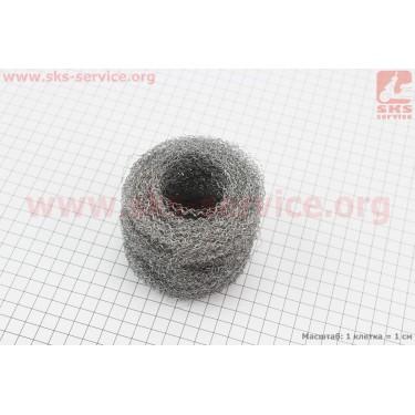 Фильтр воздушный - элемент тонкой очистки 186F, металл Тип №2 [Китай]