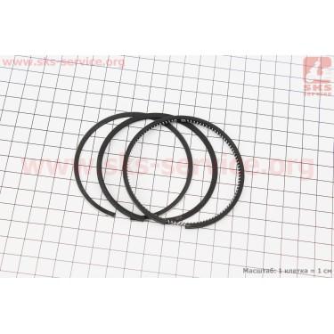 Кольца поршневые 170F 70мм STD  [Китай]