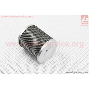 Фильтр воздушный - элемент металлический R175A/180NM Тип №3 [Китай]
