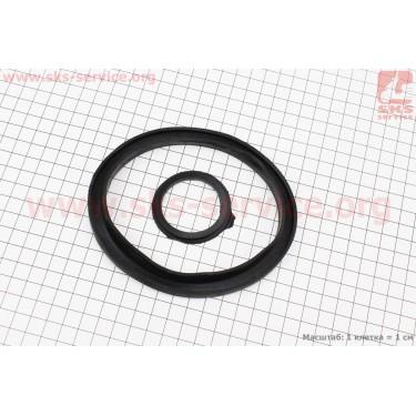 Прокладки воздушного фильтра к-кт 2шт R190N [Китай]