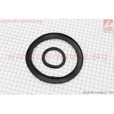 Прокладки воздушного фильтра к-кт 2шт R195NM [Китай]