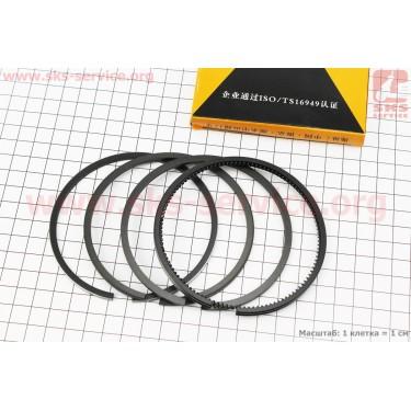 Кольца поршневые R190N 90мм +0,25 [Viper]