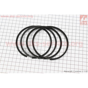 Кольца поршневые R192N 92мм STD [ТАТА]