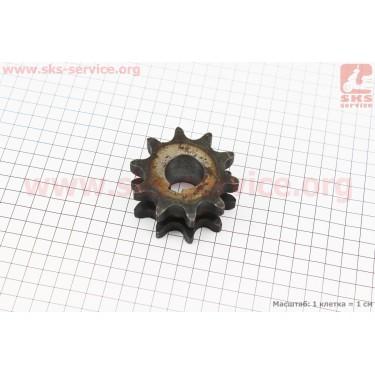 Звезда двухрядная 630-10T-2 d=24мм [Китай]