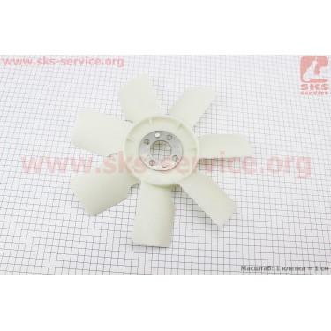 Крыльчатка вентилятор DongFeng 244 (LL380-063000) [Китай]