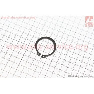 Кольцо стопорное 35 для выходного вала КПП (GB894-86) [Китай]
