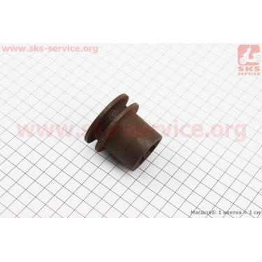 Муфта шлицевая d=28мм, Z=6 (200.37.214) [Китай]