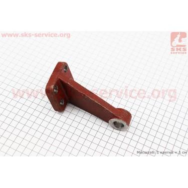 Рычаг рулевого управления левый трапециевидный DongFeng 244/240 (254D.31.120) [Китай]