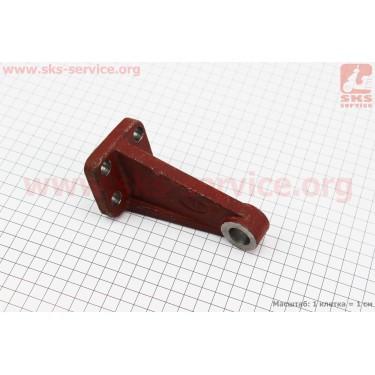 Рычаг рулевого управления правый трапециевидный DongFeng 244/240 (254D.31.121) [Китай]