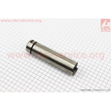 Вал промежуточной шестерни ВОМ L=139mm DongFeng 244/240 (300.41B.107) [Китай]