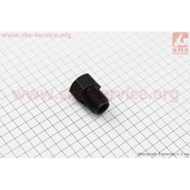 Гайка клапана запорного DongFeng 240/244 (200.55.112-1) [Китай]