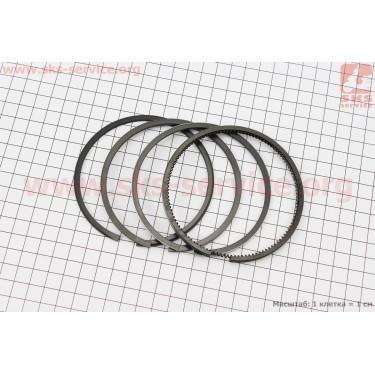 Кольца поршневые к-кт на 1 поршень D=90мм (42.04.200А) [Китай]