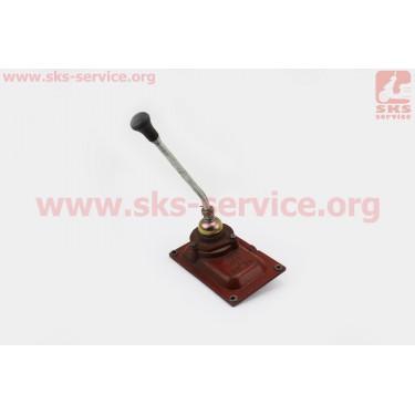 Рычаг переключения передач с крышкой корпуса в сборе Xingtai 120/220 [Китай]