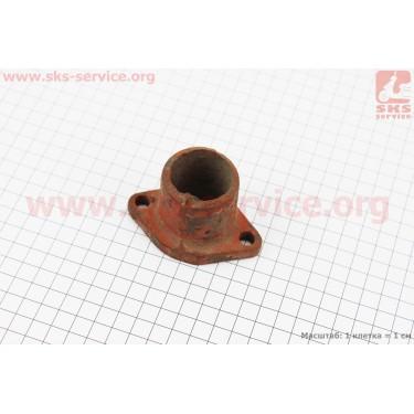 Флянец нижнего патрубка радиатора Xingtai 120 (12А.02.120) [Китай]