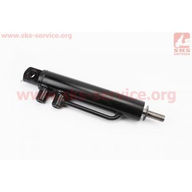 Гидравлический цилиндр рулевого механизма на 1 наконечник Jinma 200/204/240/244 (184YZ.40.041) [Китай]