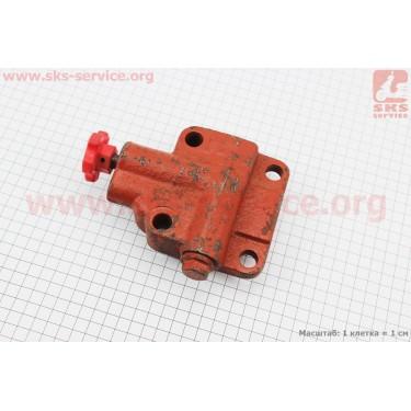 Головка гидравлического цилиндра подъемника Jinma 200/204/240/244 (160.55.126) [Китай]