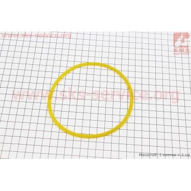 Кольцо уплотнительное гильзы цилиндра КМ130/138 [Китай]