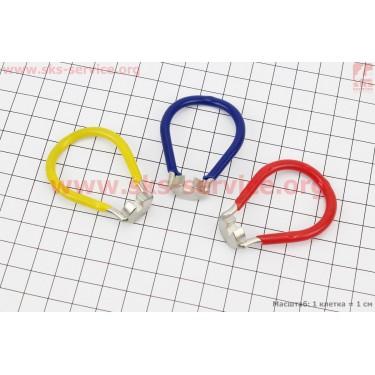Ключ натяжки спиц 14G, цветной KL-9726E