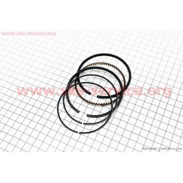 Кольца поршневые 177F 77мм +0,50