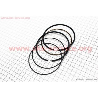 Кольца поршневые 190F 90мм STD [Китай]