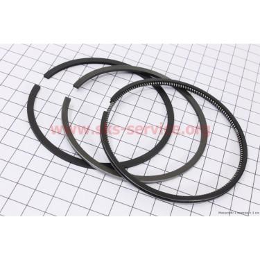 Кольца поршневые 178F 78мм STD  [Китай]