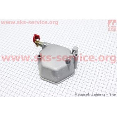 Крышка головки цилиндра (клапанов) 186F Витязь/Кама 2отв. [Китай]