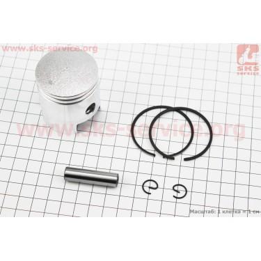 Поршень, кольца, палец к-кт 45мм STD 0,8кВт (ET-950) [Китай]