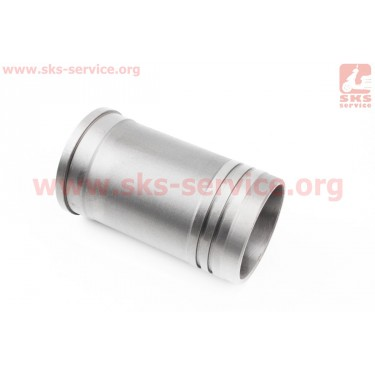Гильза цилиндра ZS1100 (H=205mm, Øпоршня=100mm, Øвенца=121mm, Øверх.пояс=115mm, Øниж.пояс=114mm) [Китай]