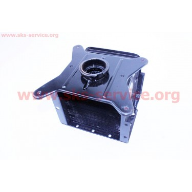 Радиатор R190N (латунь) Тип №1 [Китай]
