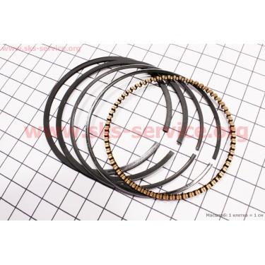 Кольца поршневые 168F 68мм STD [Китай]
