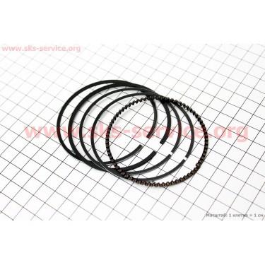 Кольца поршневые 170F 70мм +0,25 [Китай]