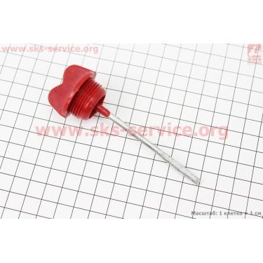 Щуп масляный R175A (метал)  [Китай]