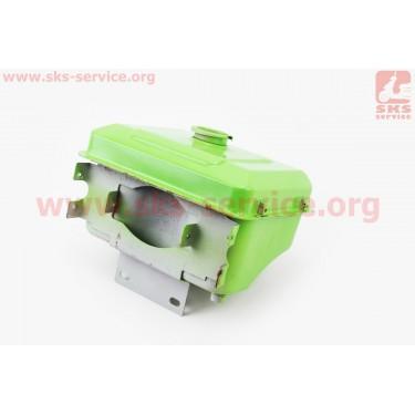 Бак топливный R175A/R180NM, 260x190x165мм, выст. горловина, отверстие под шланг топливный [Китай]