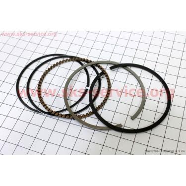 Кольца поршневые к-кт СВ150сс 62мм STD
