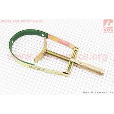 Съемник-зажим заднего вариатора GY6/DIO, тип 2 [Китай]