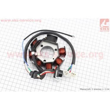 Статор магнето (генератора) 7 катушек [Китай]