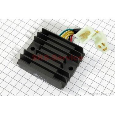 Реле-регулятор напряжения 6 проводов