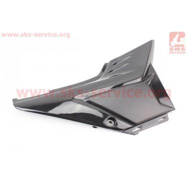 Loncin- LX200GY-3 пластик - боковой средний правый, ЧЕРНЫЙ  [Китай]