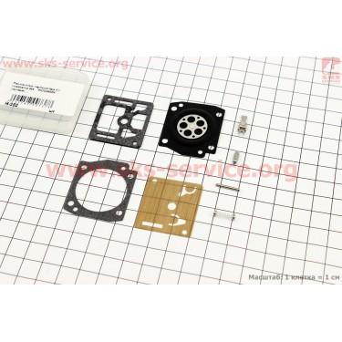 Ремонтный комплект карбюратора мод. 362/365/372, 8 деталей [Китай]