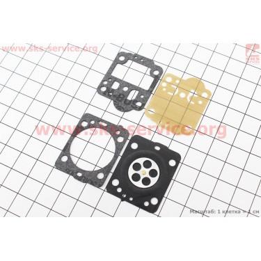 Ремонтный комплект карбюратора мод. 236/240, 4 детали [Китай]