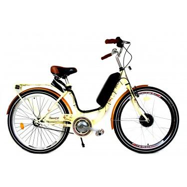 Электровелосипед Medina Woman 26 колесо 36В 350Вт 8.8Ач литий ионный аккумулятор