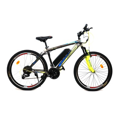 Электровелосипед SHARK 26 колесо 36В 350Вт 10Ач с LCD пультом управления