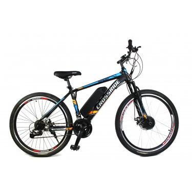 Электровелосипед Spider Man 26 колесо 36В 350Вт 10Ач на LCD дисплей литий ионный аккумулятор