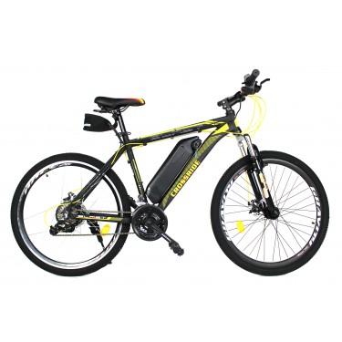 Электровелосипед BLAST 26 колесо 36В 350Вт 16Ач на литий ионном аккумуляторе