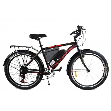 Электровелосипед A001 PRESTIGE ELECTRO 26 колесо 350Вт батарея на 55+ км