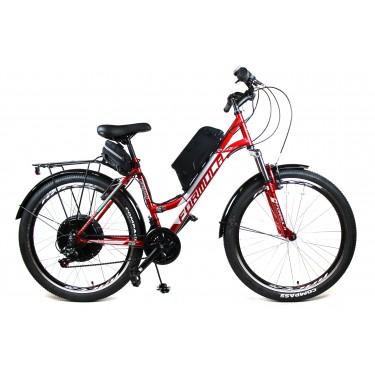 Электровелосипед OMEGA 500Вт 10Ач литий ионный аккумулятор