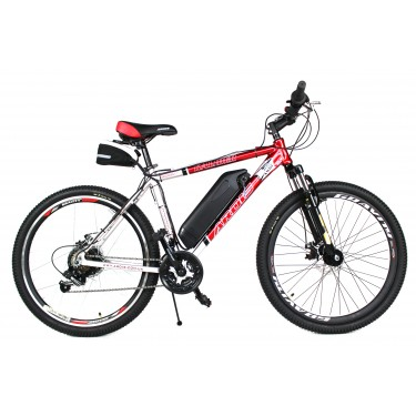 Электровелосипед KALIBER 26 колесо 36В 350Вт 16Ач на литий ионном аккумуляторе