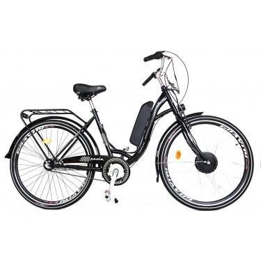 Электровелосипед LADY PAOLA 28 колесо 36В 350Вт 13Ач с LCD пультом управления
